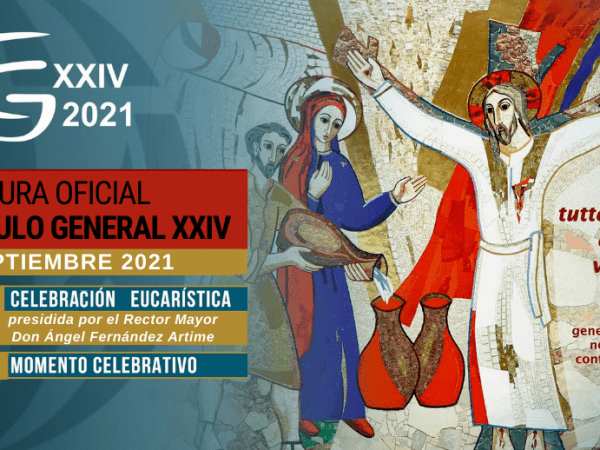 Apertura del Capítulo General XXIV